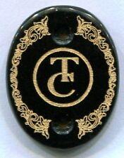 Thompson Center Encore/Omega/G2/Flex Tech Grip Cap  TC Logo with scroll