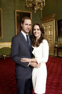Kate Middleton Reiss Nannette Cream Engagement Announcement Frill Zip Dress 8