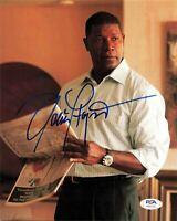 Dennis Haysbert signed 8x10 photo PSA/DNA Autographed