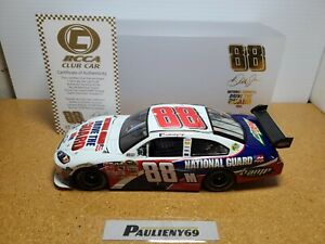 2009 Dale Earnhardt Jr #88 NG / Drive The Guard Chevy 1:24 NASCAR RCCA Club MIB