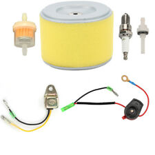 Air Fuel Filter Kit For HONDA GX240 GX270 8HP 9HP ENGINE REP 17210-ZE2-505