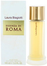 Essenzia Di Roma By Laura Biagiotti For Women EDT Perfume Spray 3.4oz New