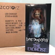 Mezco vida Dead Doll the exorcista