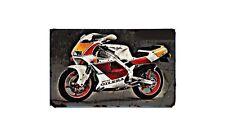 Gilera Sp02 Motorbike A4 photo Retro Bike