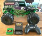 New Bright GRAVE DIGGER 1:10 RC 9.6V 2.4Hz Monster Jam remote control truck