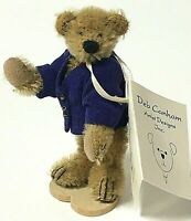 "Deb Canham Limited Edition BENJAMIN Miniature 3.5"" Mohair Bear"