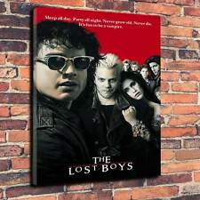 "Classic The Lost Boys Printed Canvas A1.30""x20""Deep.30mm Frame Kiefer Sutherland"