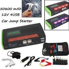 Car Jump Starter 12V 68800 mAh 4 USB Booster Battery Battery Power Bank Charger