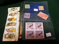 Small Lot of  USA(Australia Bi-Cen.) & Related stamps( American Indians,Davaar).