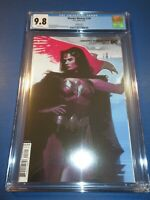 Wonder Woman #758 Variant CGC 9.8 NM/M Gorgeous Gem wow