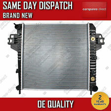 JEEP CHEROKEE 3.7 V6 4x4 MANUAL/AUTOMATIC RADIATOR 2001>ON *BRAND NEW*