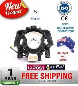 Airbag Clock Spring for Nissan Elgrand E51 2.5 3.5 RH VQ25 DE 2001-2010 V6