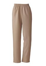 76d04d66aac New DONNKENNY Womans Size 18W   18WP (Short) New Khaki Pull on Gab Pants
