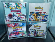Pokemon Booster Box Acrylic Magnetic Case *READY NOW* (ALL Modern & WOTC)