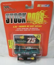 RARE RACING CHAMPIONS STOCK RODS 1/64 RICK MAST #75 REMINGTON FORD 1997 DIECAST
