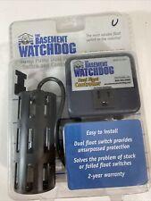 Basement Watchdog BWC1 Basement Dual Float Sump Pump Switch with Controller