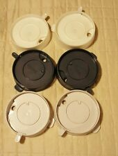 6-pcs Vintage Replacement Lids Fits 12oz & 16 oz Aladdin Insulated Travel Mug