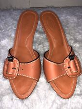 19b83638334 Tod s Leather Mules Heels for Women for sale