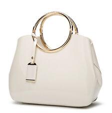 Women Handbag Shoulder Bags Tote Purse PU Leather Lady Messenger Hobo Bag New