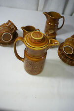 Vintage Lord Nelson - Large Brown Coffee Pot or Tea Pot Celtic Design