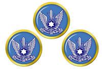 Zroa Haavir Vehahalal Israélien Air Force Marqueurs de Balles de Golf