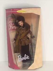 1998 Autumn in Paris Barbie Doll City Seasons Collector Edition