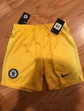 Nike Soccer Chelsea FC Stadium Away Short Size S BNwT 919181-719 Rare Football
