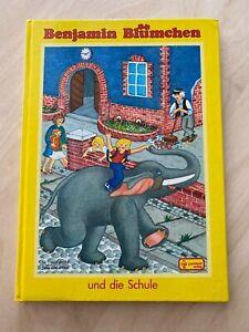 Buch 1987 - BENJAMIN BLÜMCHEN UND DIE SCHULE - Elfie Donnelly Pestalozzi Verlag
