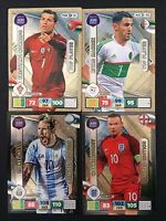 PANINI ADRENALYN XL ROAD TO WORLD CUP RUSSIA 2018 LIMITED EDITIONS/TOP PLAYERS
