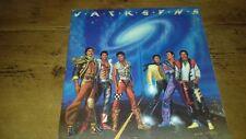 Jacksons - Victory [Epic] (1984 UK LP Ex. Vinyl With Lyric Inner)