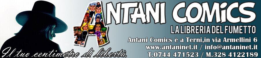 Antani Comics fumetteria