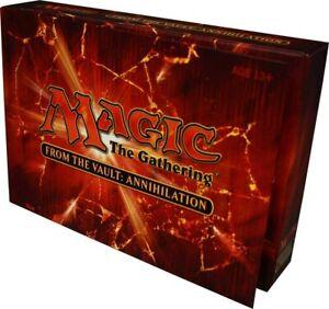 Magic The Gathering From the Vault Annihilation Box Set New Sealed MTG
