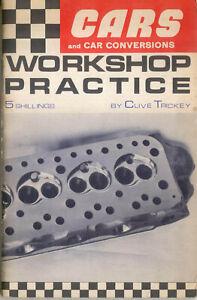 Workshop Practice Modifying Production Cylinder Heads by C Trickey Speedsport