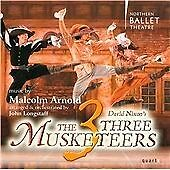 Malcolm Arnold: The Three Musketeers, Malcolm Arnold, Very Good CD