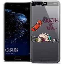 Coque Crystal Gel Pour Huawei P10 Extra Fine Souple BD 2K16 Skate Or Die