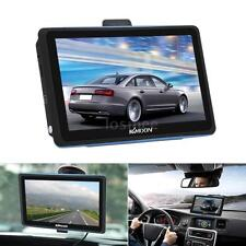 Kkmoon 7inch Hd Car Portable Gps 8Gb Fm Mp3 Video Player Car System FreeMap O5Z8