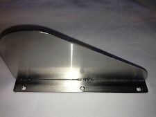 Water Ski Fin - Stainless Steel