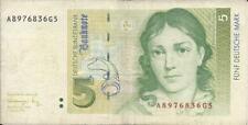 Banknot RO 296 Seria A(G)