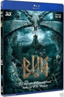 Forbidden Empire/ Viy (Blu-ray 3D+2D, 2015) Russian, NEW & SEALED!!!