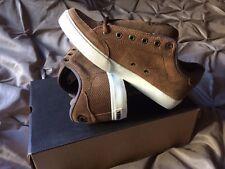 C1RCA LOPEZ 50 Brown/mocha Suede Size 9