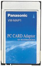 Panasonic VW-MAP1 - PC Card ATA IDE Adaptor für MultiMediaCard Retrocomputing