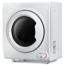 4KG Load Compact Vented Tumble Dryer Freestanding Laundry Drying w/Timer UK