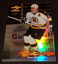 CAM NEELY 1995-96 Summit ED General Managers Choice Foil INSERT Card #12 BRUINS