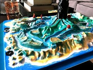 1986 Vintage Fireball Island Compatible Board Game REPLACEMENT PARTS Only