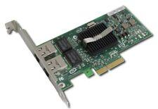 39Y6128 IBM Adp Intel PRO/1000 PT DUAL PORT PCI-e scheda di rete