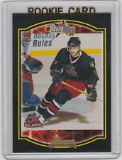 02-03 2002-03 BOWMAN YOUNGSTARS RICK NASH ROOKIE RC 155 COLUMBUS BLUE JACKETS