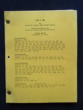 I AM SAM Screenplay KRISTINE JOHNSON & JESSIE NELSON Sean Penn Michelle Pfeiffer