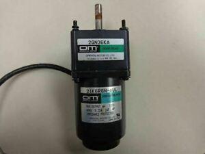 Oriental Motor 2IK6RGN-AUL Speed Control Motor