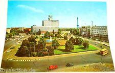 Theodor Heuss Platz mit Funkturm Berlin Ansichtskarte 50er 60er Jahre 10 å *