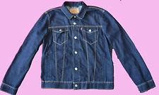 Levi Strauss Co Waist Length Cotton Button Men's Coats & Jackets